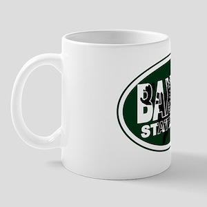 Baxter Oval Mug