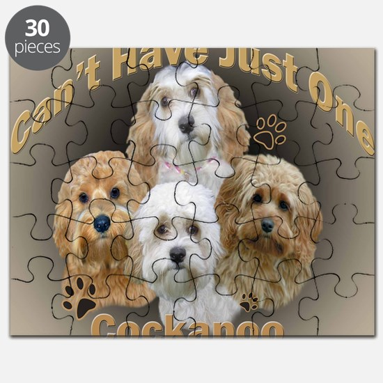 Cockapoo Cant Have Just One Puzzle