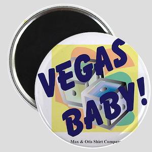 vegas-baby Magnet