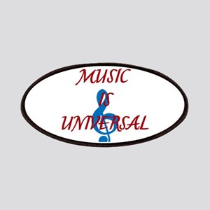 Music is Universal Patch