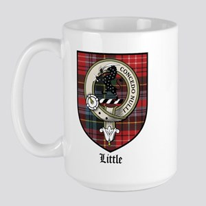 Little Clan Crest Tartan Large Mug