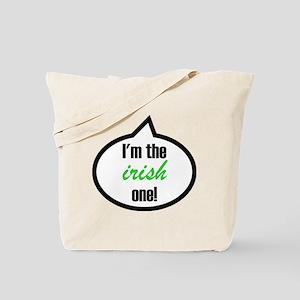 Im_the_irish Tote Bag