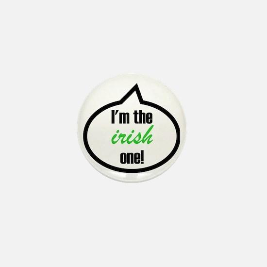 Im_the_irish Mini Button