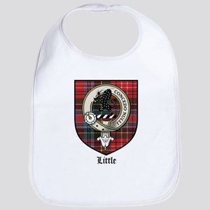 Little Clan Crest Tartan Bib
