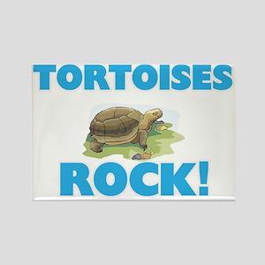 Tortoises rock! Magnets