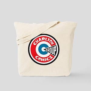 finished_charlton_logo Tote Bag