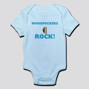 Woodpeckers rock! Body Suit