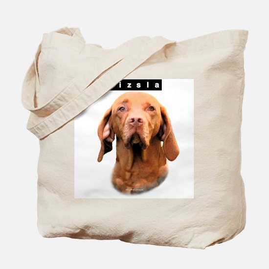 Vizsla Head Tote Bag