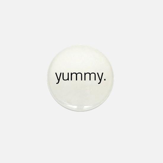 Yummy Mini Button