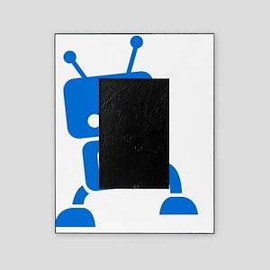 bluerobot1 Picture Frame