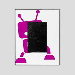 pinkrobot1 Picture Frame