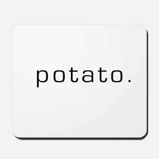 Potato Mousepad