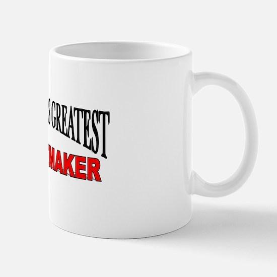 """The World's Greatest Basketmaker"" Mug"