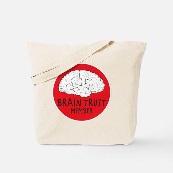 braintrustDrk Tote Bag