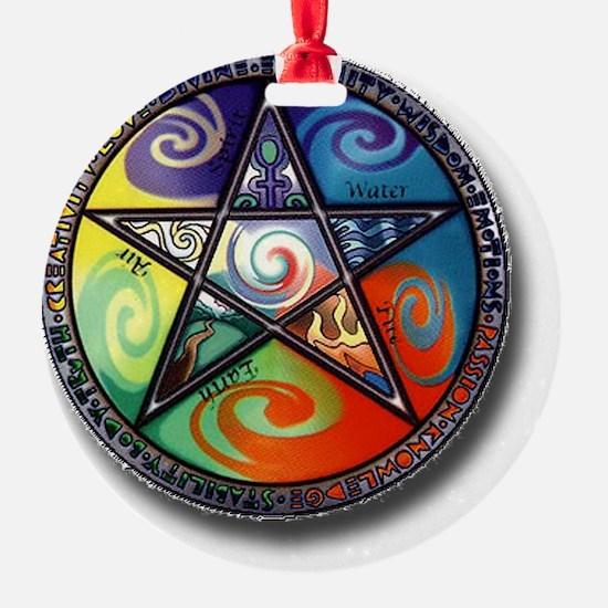 pentacle elements Ornament