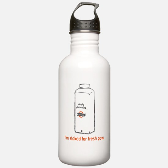 Snowsports_PowPow_Oran Water Bottle