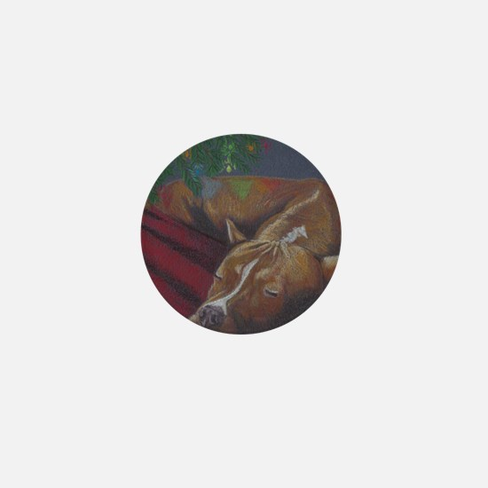 SilentNight-Raven2square Mini Button