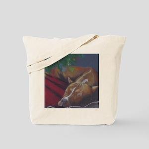 SilentNight-Raven2square Tote Bag