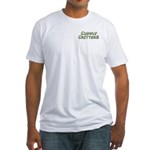 CC LOGO 03 Fitted T-Shirt