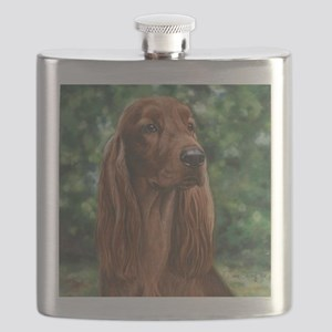 Irish_Setter_M Flask