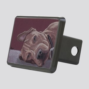 DogTired Rectangular Hitch Cover