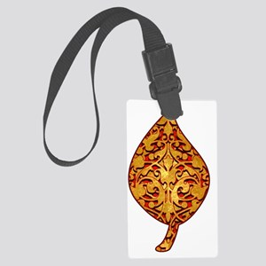 GoldleafLeafTR Large Luggage Tag