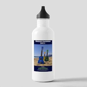 Ukulele Calendar 2011  Stainless Water Bottle 1.0L