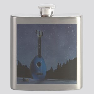 Camp Flea Ukulele Flask