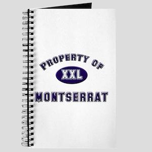 Property of montserrat Journal