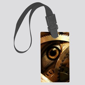 Eye of the Beholder Large Luggage Tag