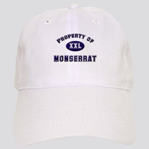 Property of monserrat Cap