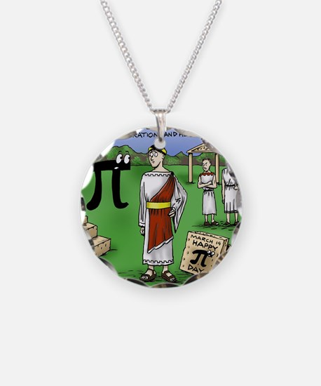 Pi_48 Caesar Ides of March ( Necklace