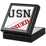 USN Issued Keepsake Box