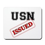 USN Issued Mousepad