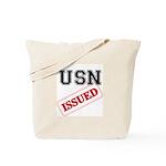 USN Issued  Tote Bag
