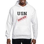 USN Issued Hooded Sweatshirt