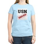 USN Issued Women's Pink T-Shirt