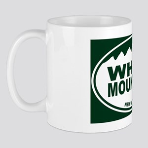 White Mountains Oval 2 Mug