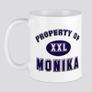 Property of monika Mug