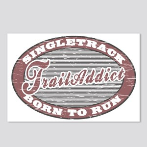 TraillAddict_RunnerG Postcards (Package of 8)