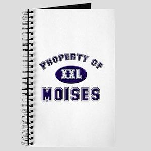 Property of moises Journal