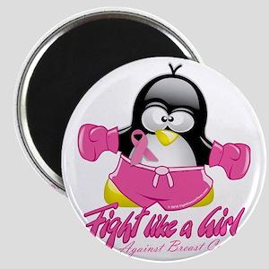 BC-Fighting-Penguin Magnet