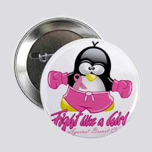"""BC-Fighting-Penguin 2.25"""" Button"""