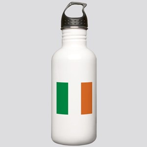 irish-flag_13-5x18-ble Stainless Water Bottle 1.0L