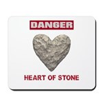 Heart of Stone Mousepad