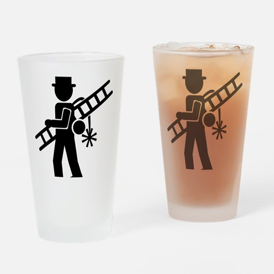 chimney_sweep Drinking Glass