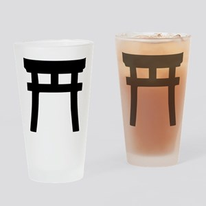 shinto_tor Drinking Glass