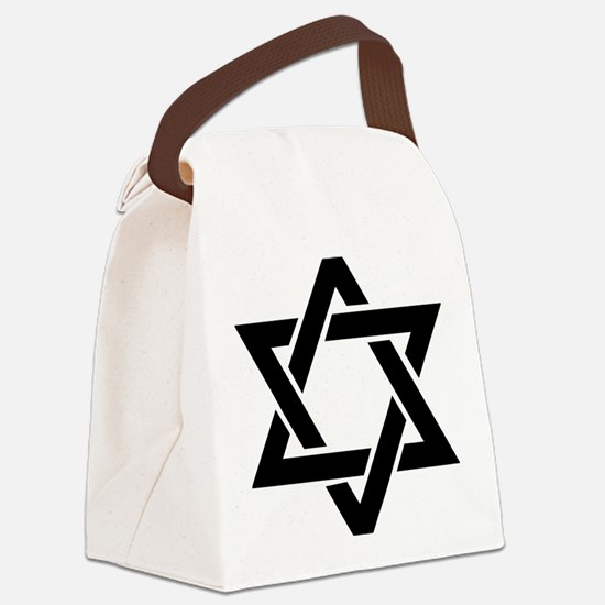 star_of_david Canvas Lunch Bag