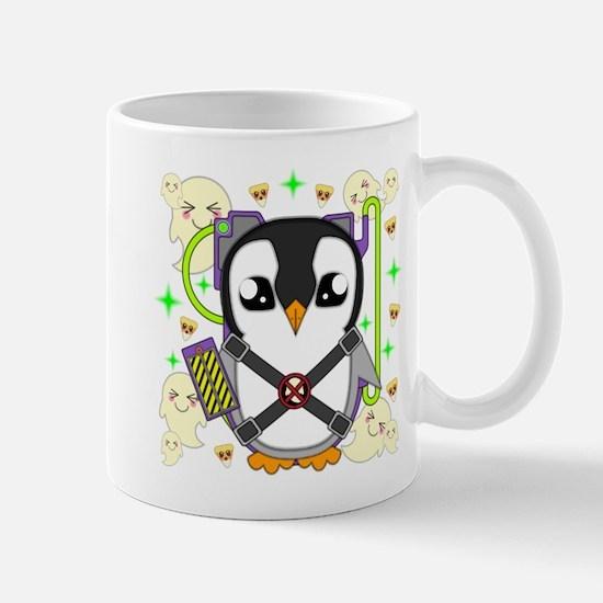 Ghostbustguin Mug