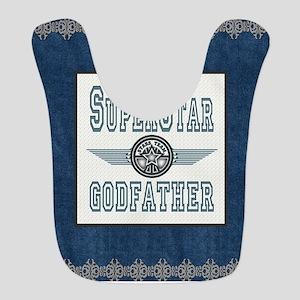 Blanket Blue Jean superstar godfather Bib